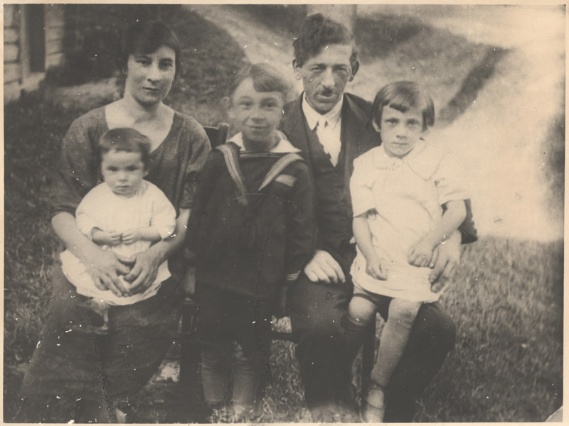 [Löwenthal family, late 1920s]